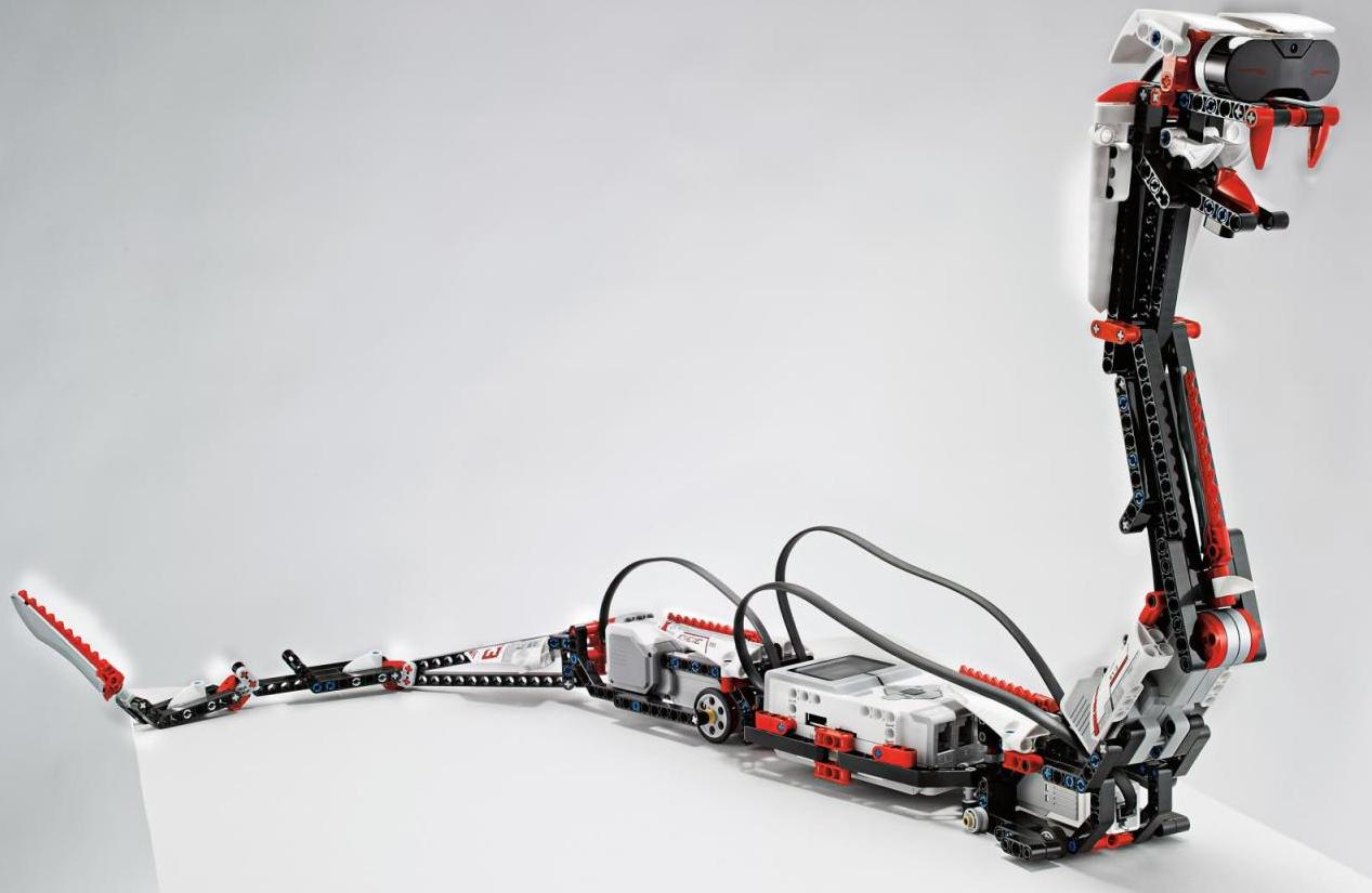 Lego Mindstorms iOS Snake