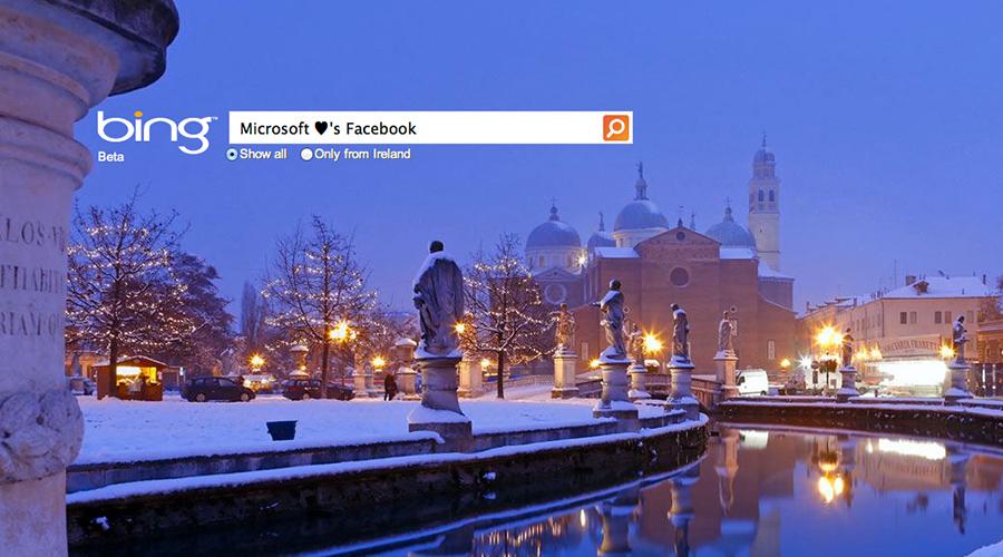 Microsoft, Facebook partnership expanding