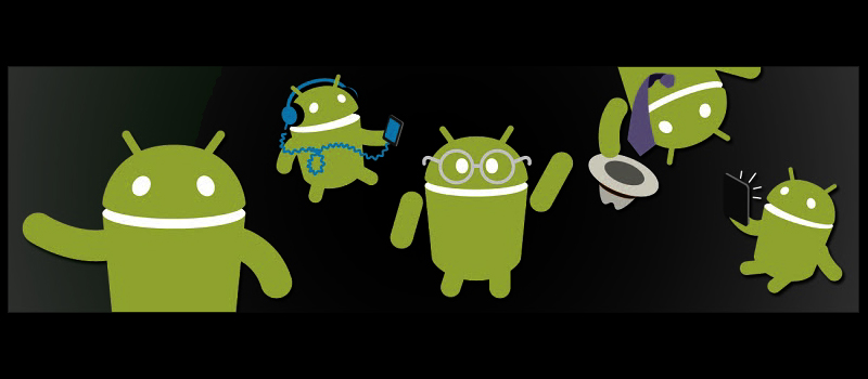 Green Androids