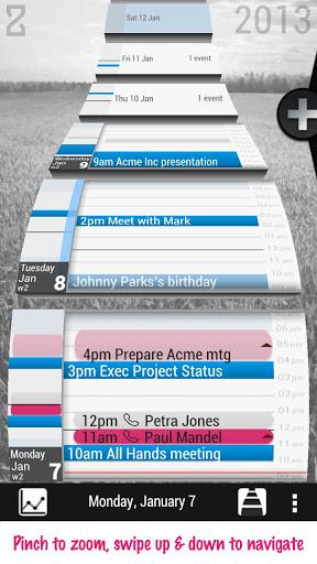 Zime app example