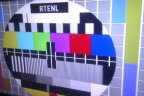 Digital TV test card