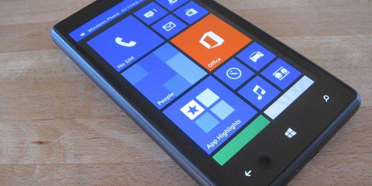 Nokia Lumia 820 Windows Phone