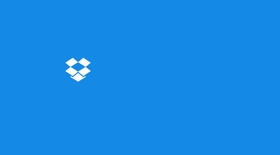 Windows 8 Dropbox