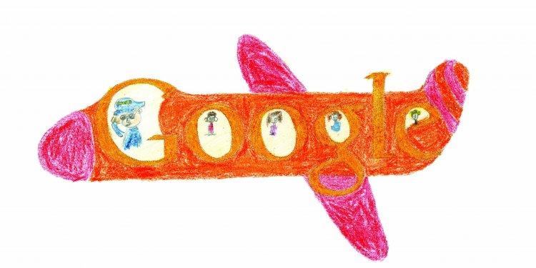 Doodle 4 Google 2013 Overall Winner
