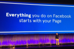 Everything you do on Facebook starts with your Page
