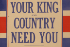 Your King and Country need you