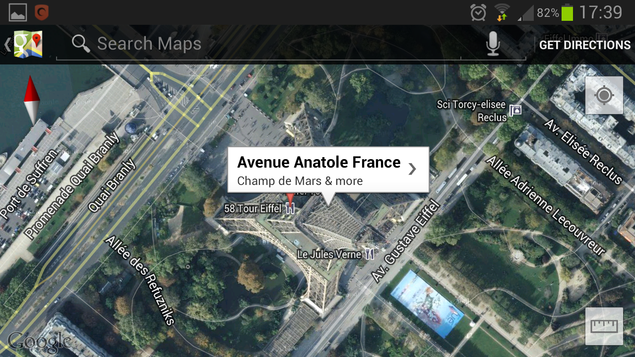 Google Maps latitude and longitude 2