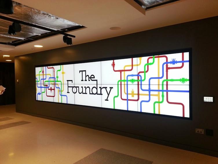 Google Foundry