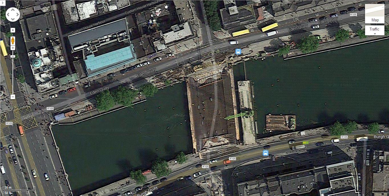 Rosie Hackett bridge