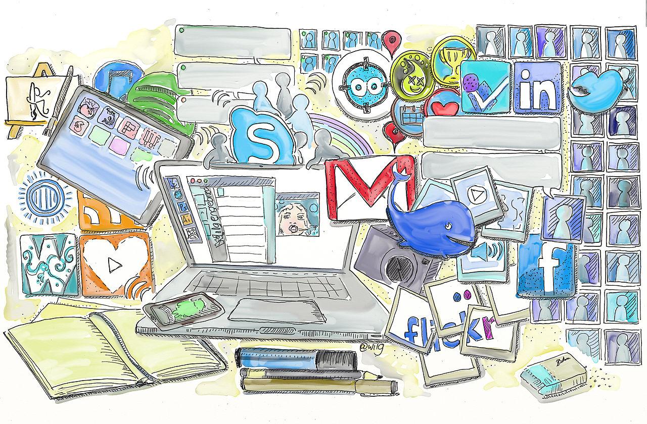 Social Media Database