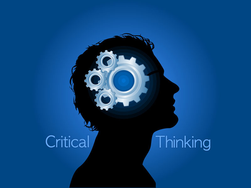 Critical thinking courses online