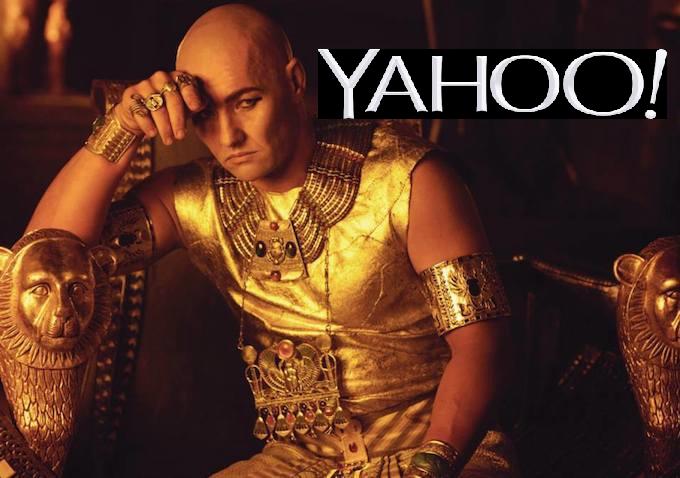 Yahoo Exodus