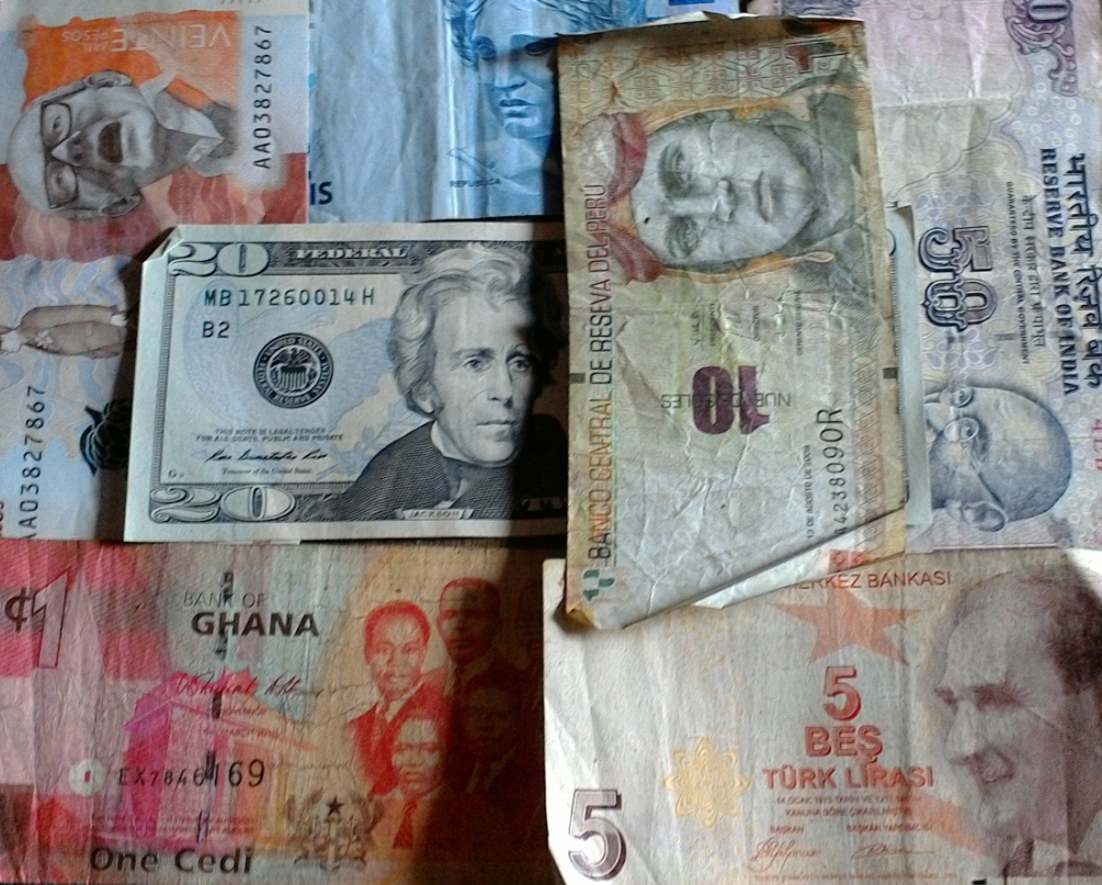 India's Ban on Paper Money, Cashless Societies, and the Loss