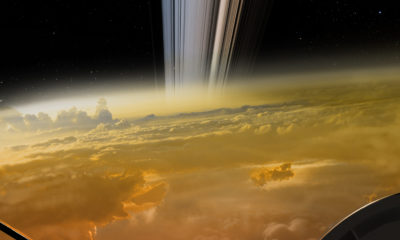 nasa cassini saturn
