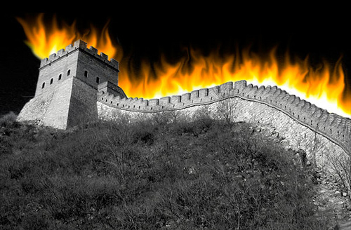 great firewall china