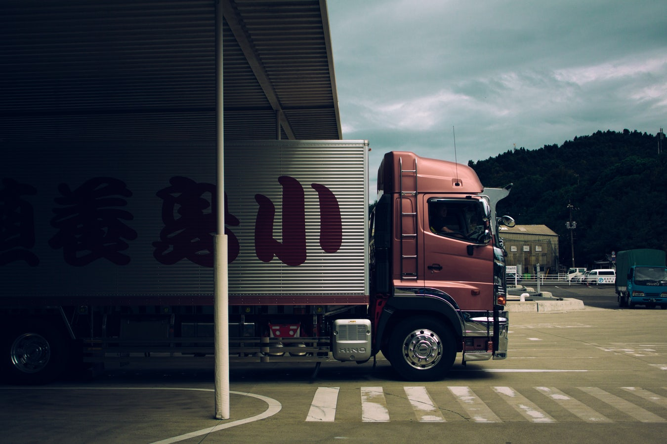 logistics amazon