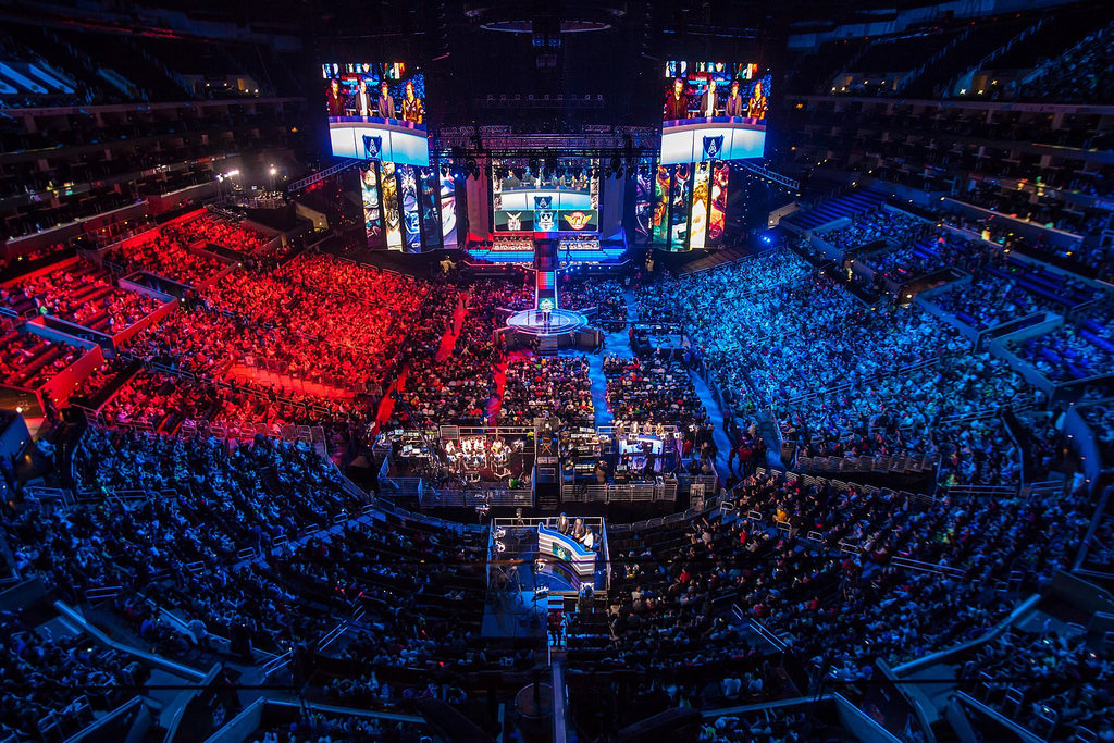 Esports attracting more than just competitive gamers - The Sociable