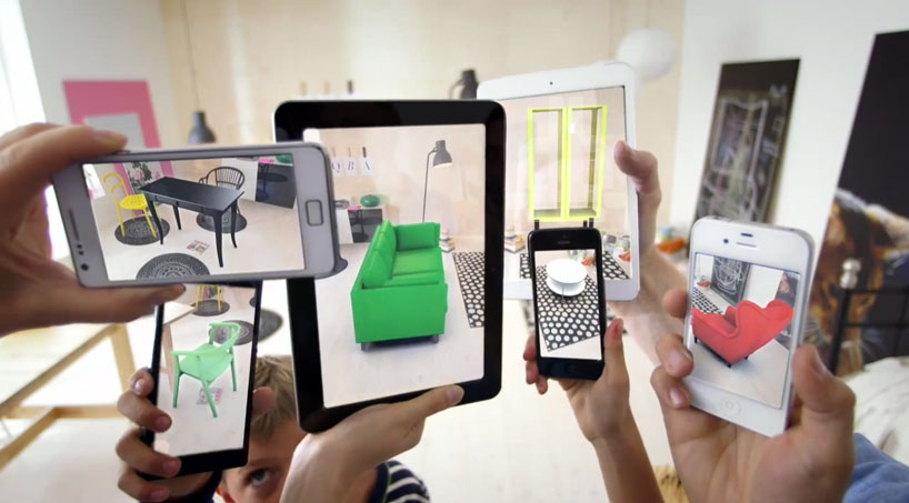 . With Augmented Reality  decorating your home will never be the same