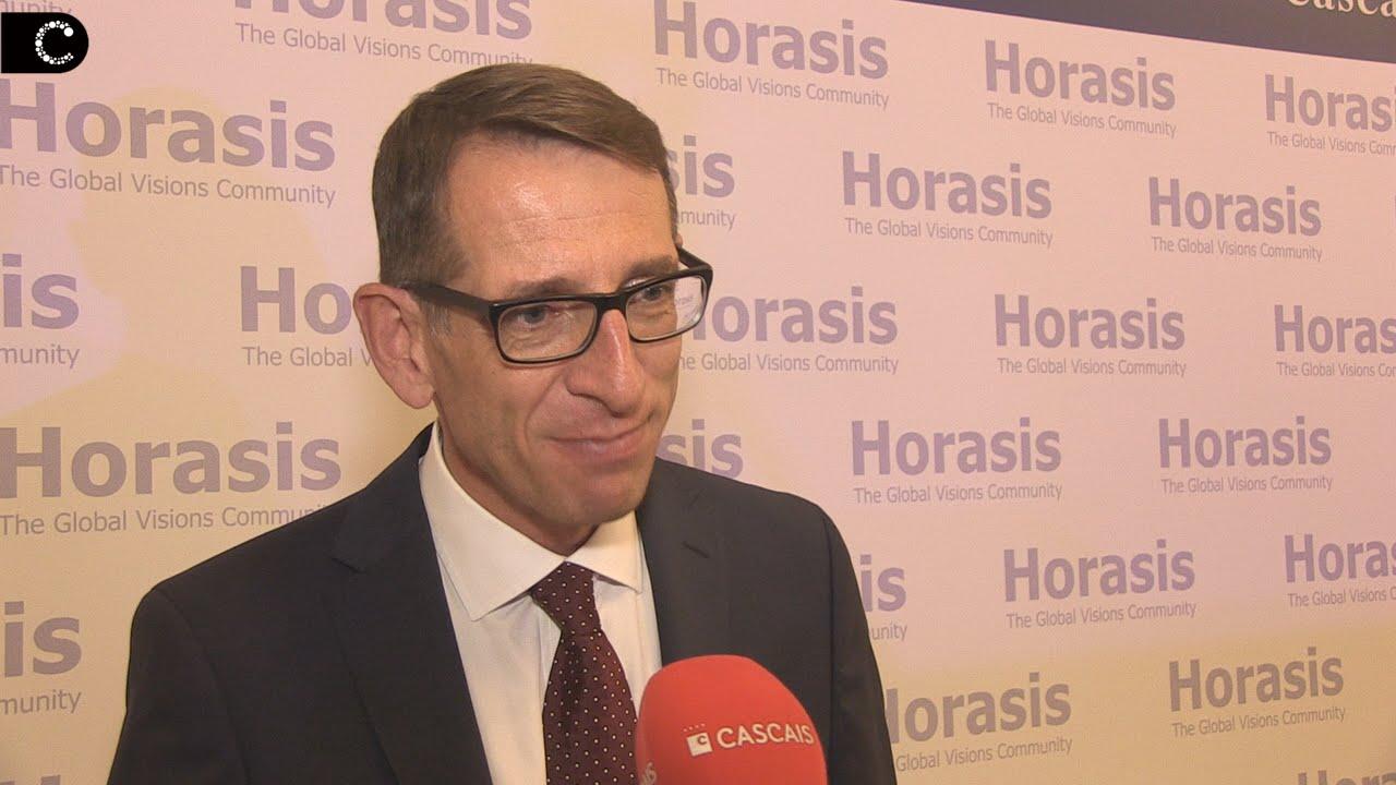 Frank-Jürgen Richter horasis global meeting