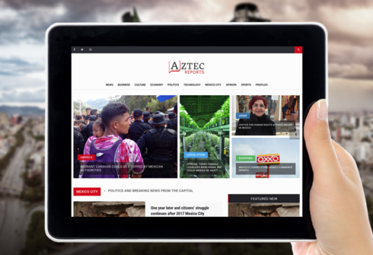aztec reports launch