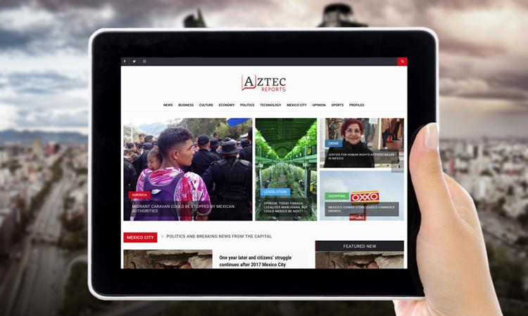 aztec reports launch
