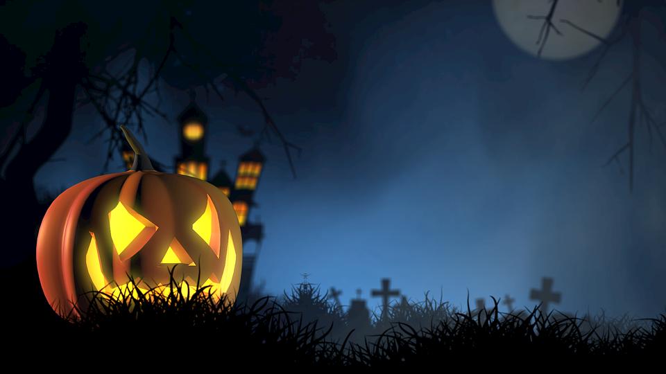 halloween scare online