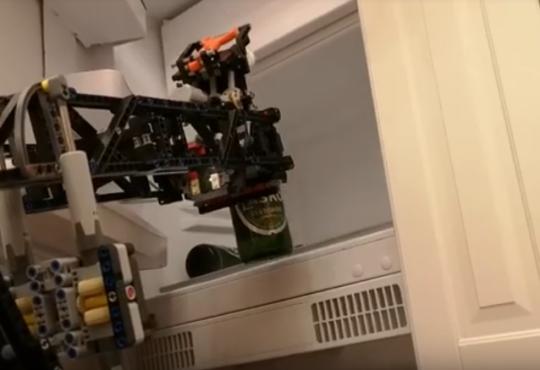 lego beer bot buwizz