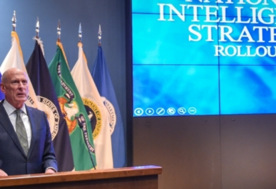 intelligence community technological threats
