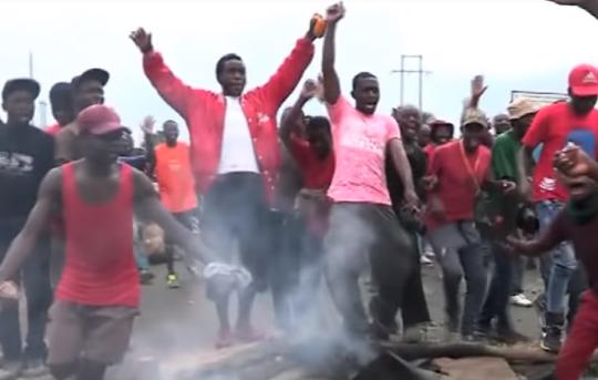 social media blackout zimbabwe