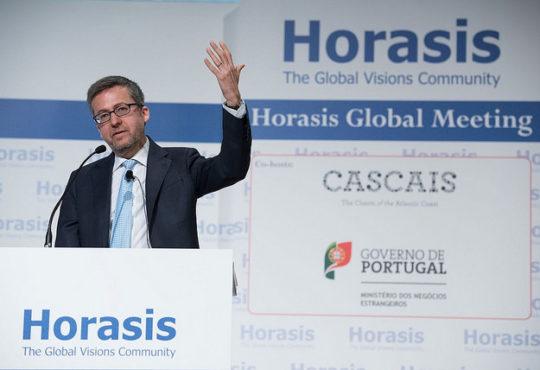 Carlos Moedas, European Commissioner, Horasis