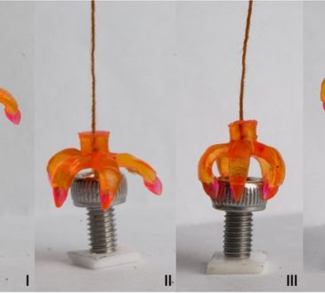 4d printing polymers