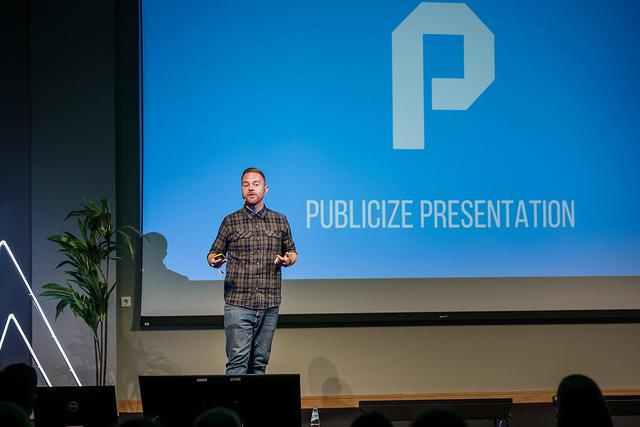 Publicize Presentation Craig Corbett TechChill Latvia