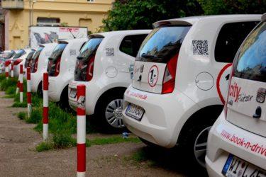 car sharing, rental car