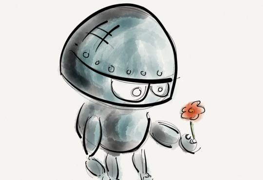 robot, chatbot, emotion