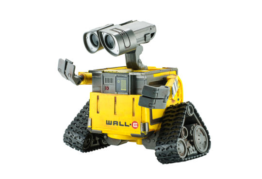 WALL-E, robot, movies