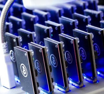 Bitcoin mining energy