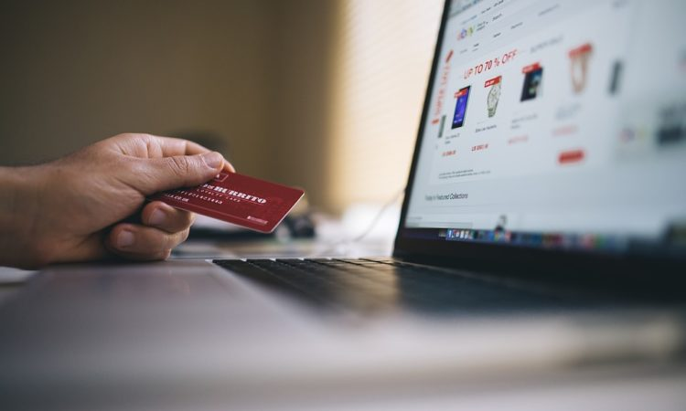 ecommerce, computer credit card
