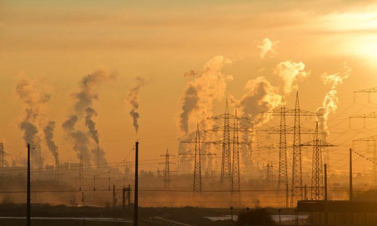 carbon emissions, smog, pollution
