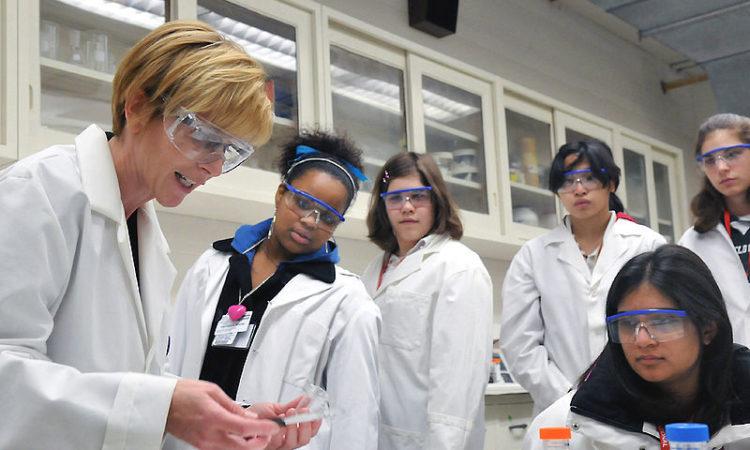 women in STEM wikimedia