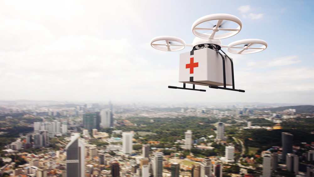 medical drone