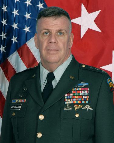 Lieutenant General John Mulholland, Ret
