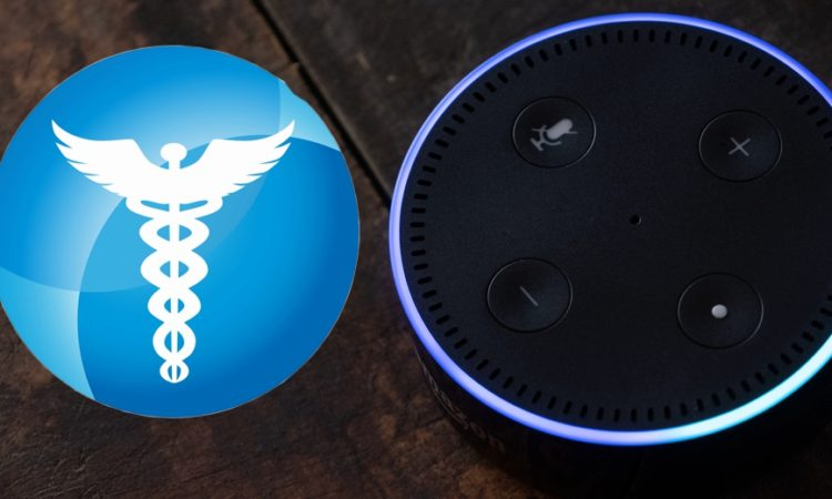 alexa nhs voice assistant