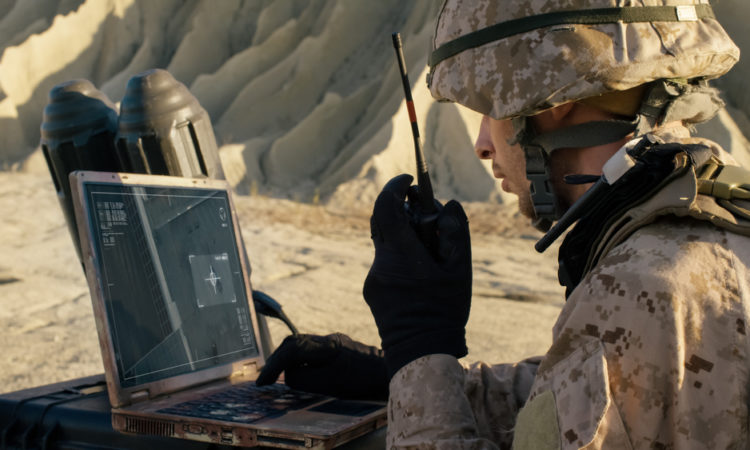 military communication