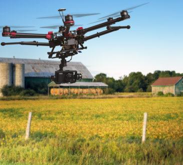 drone farm