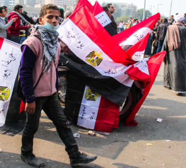 protesters cairo, egypt