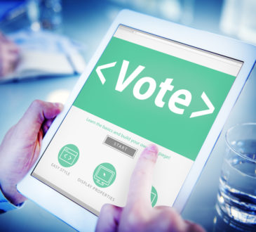 vote tablet
