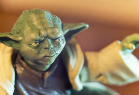 yoda thought control