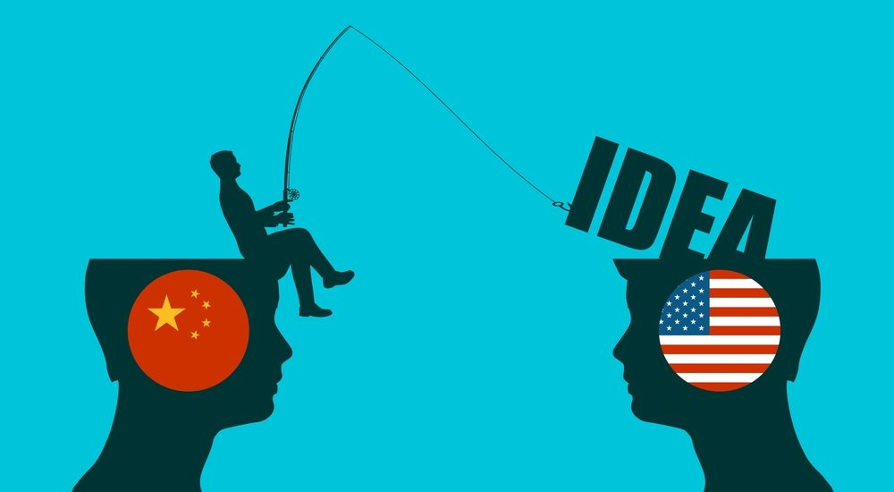 china steals us technology