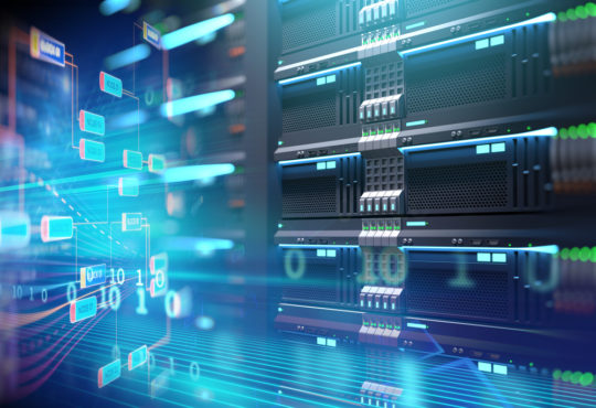 decentralized cloud storage