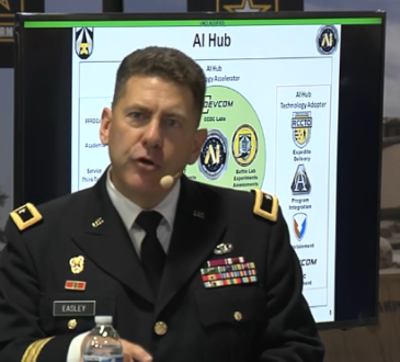 us army ai task force
